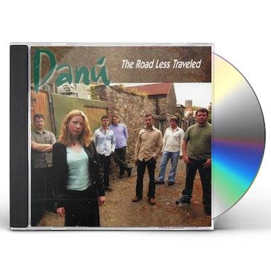 Danu ROAD LESS TRAVELED CD