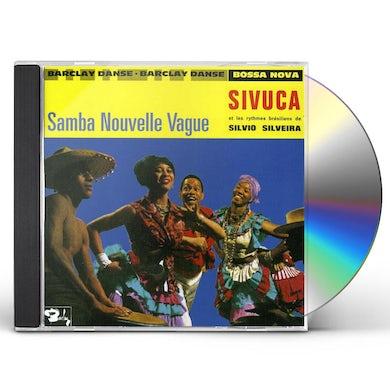 Sivuca SAMBA NOUVELLE VAGUE CD