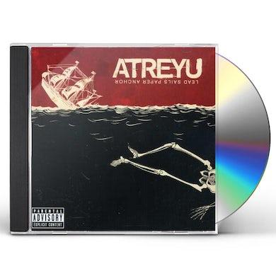 Atreyu LEAD SAILS PAPER ANCHOR CD