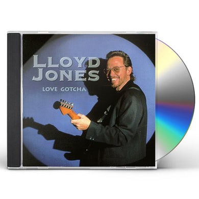 Lloyd Jones LOVE GOTCHA CD