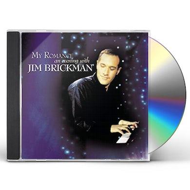 MY ROMANCE: AN EVENING WITH JIM BRICKMAN CD