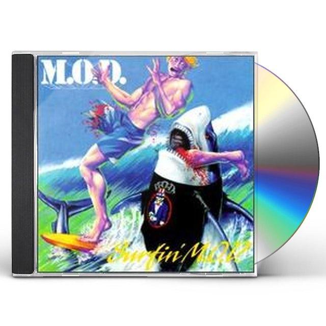 SURFIN MOD CD