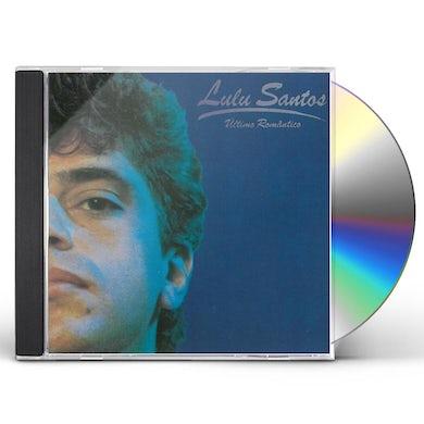 Lulu Santos ULTIMO ROMANTICO 1 CD