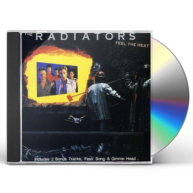 Radiators FEEL THE HEAT CD
