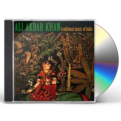 Ali Akbar Khan TRADITIONAL MUSIC OF INDIA CD