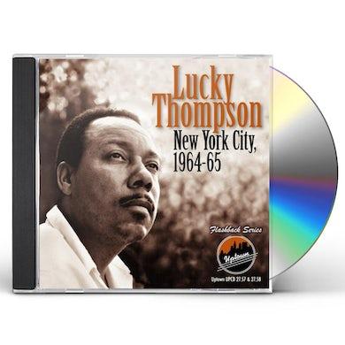 Lucky Thompson NEW YORK CITY 1964-65 CD