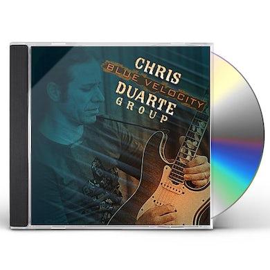 Chris Duarte BLUE VELOCITY CD