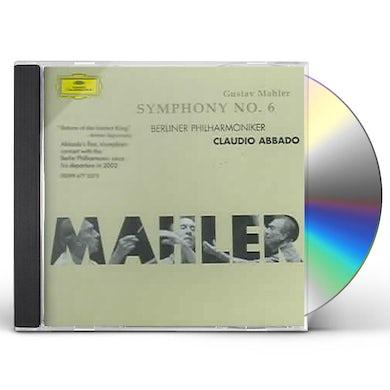 Gustav Mahler Symphony 6 CD