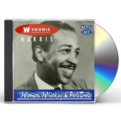 Wynonie Harris WOMEN WHISKEY & FISH TAILS CD