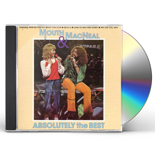 Mouth & Macneal ABSOLUTELY THE BEST CD