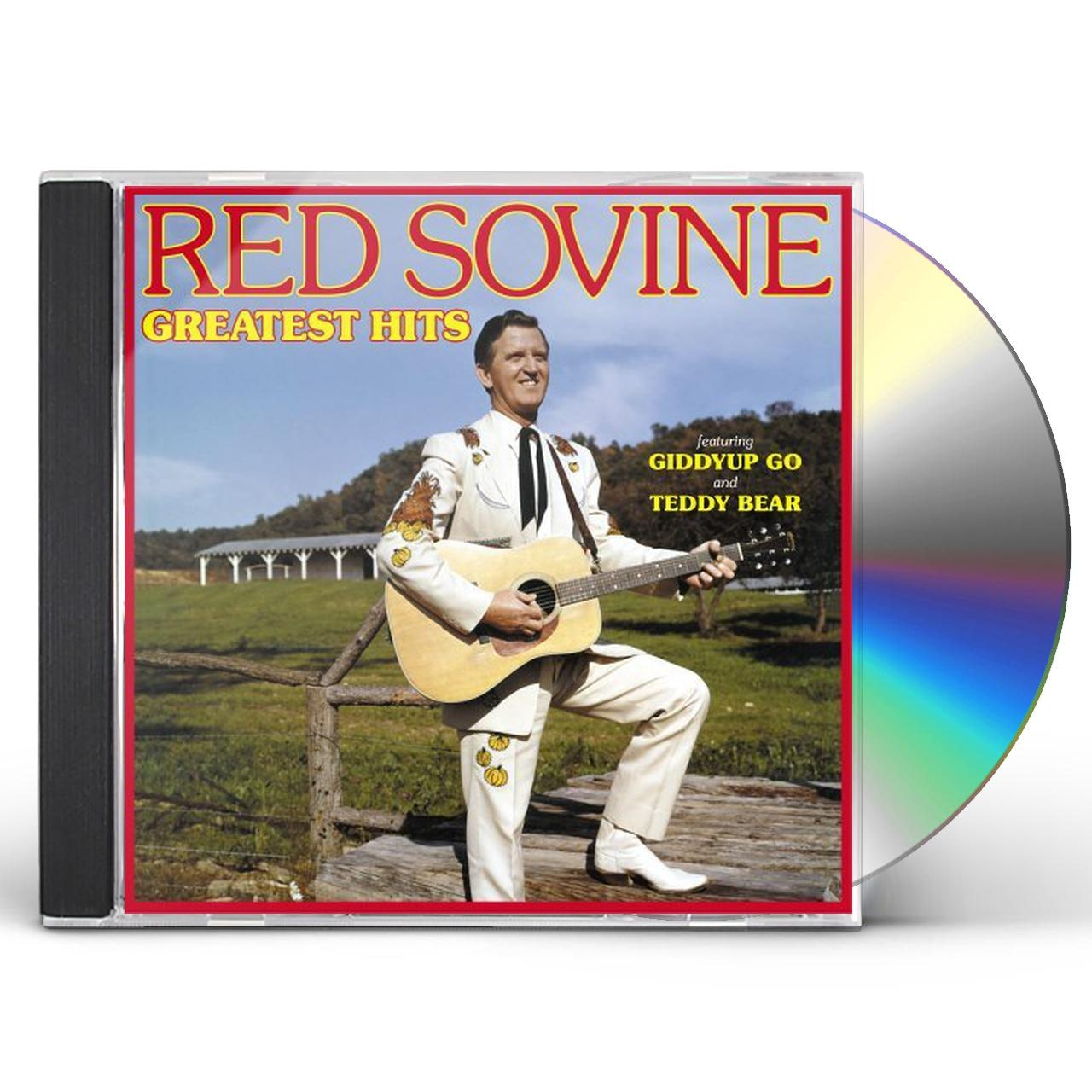 Red Sovine GREATEST HITS CD