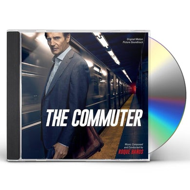 Roque Banos COMMUTER / Original Soundtrack CD
