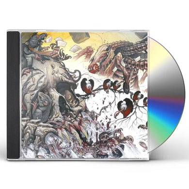Revocation GREAT IS OUR SIN CD
