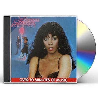 Donna Summer BAD GIRLS CD