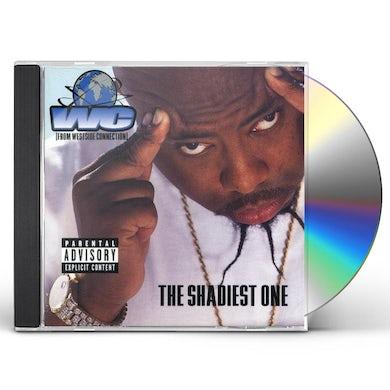 WC SHADIEST ONE CD