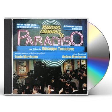 Ennio Morricone NUOVO CINEMA PARADISO CD