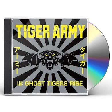 TIGER ARMY III: GHOST TIGERS RISE CD