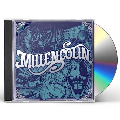 Millencolin MACHINE 15 CD