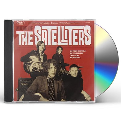 MORE OF THE SATELLITERS CD