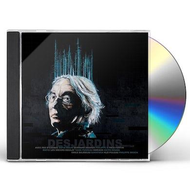 Compilation DESJARDINS CD