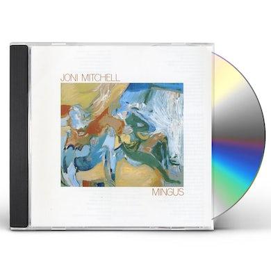 Joni Mitchell MINGUS CD