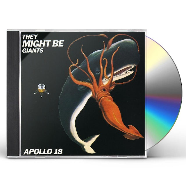 They Might Be Giants APOLLO 18 CD