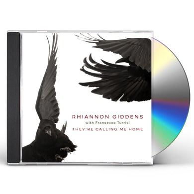 Rhiannon Giddens THEY'RE CALLING ME HOME CD