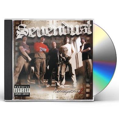 Sevendust RETROSPECTIVE 2 CD
