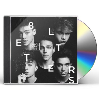 Why Don't We 8 LETTERS CD