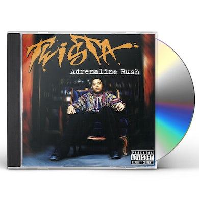 Twista ADRENALINE RUSH CD
