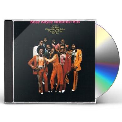 Rose Royce GREATEST HITS CD