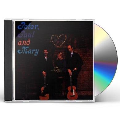 PETER PAUL & MARY CD