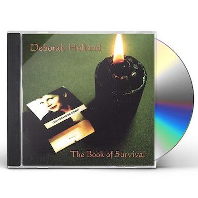Deborah Holland BOOK OF SURVIVAL CD