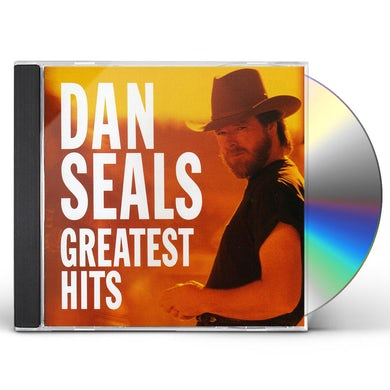 Dan Seals GREATEST HITS CD