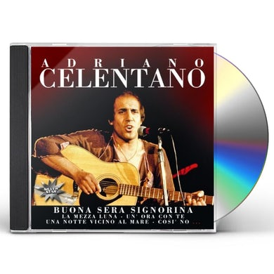 Adriano Celentano HIS GREATEST HITS CD