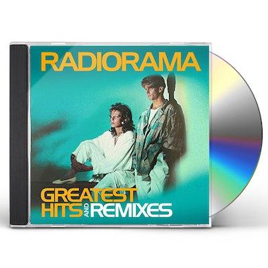 RADIORAMA GREATEST HITS & REMIXES CD