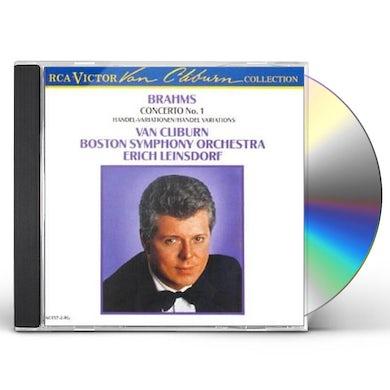 Van Cliburn CTO FOR PIANO NO CD