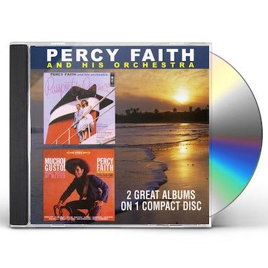 Percy Faith PASSAGE TO ROMANCE / MUCHO GUSTO CD