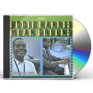 Eddie Harris MEAN GREENS CD