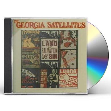 Georgia Satellites IN THE LAND OF SALVATION & SIN CD