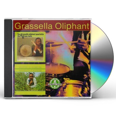Grassella Oliphant GRASS ROOTS / GRASS IS GREENER CD