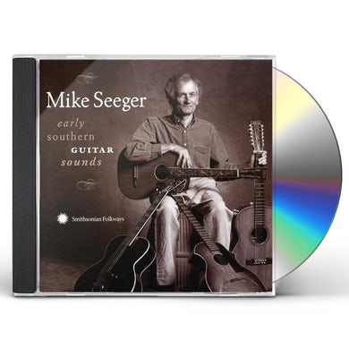 Mike Seeger EARLY SOUTHERN GUITAR SOUNDS CD