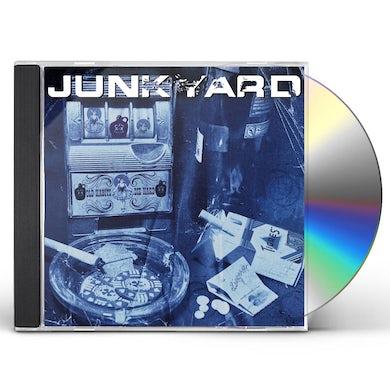 Junkyard Old Habits Die Hard CD