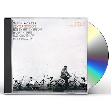 Dexter Gordon GETTIN AROUND CD