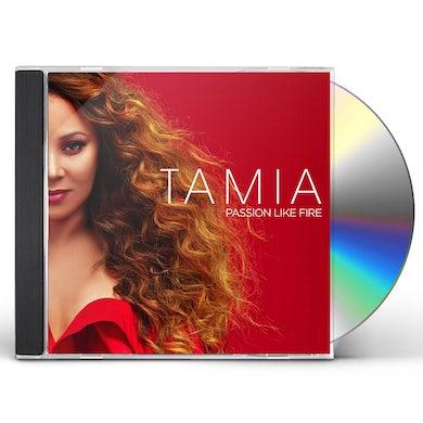 Tamia PASSION LIKE FIRE CD