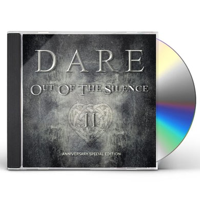 Dare OUT OF THE SILENCE II CD