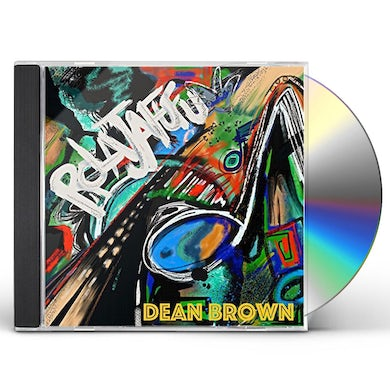 Dean Brown ROLAJAFUFU CD