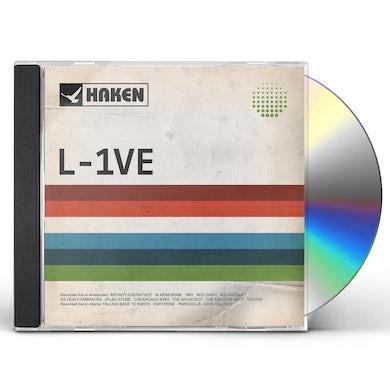 Haken L-1VE CD