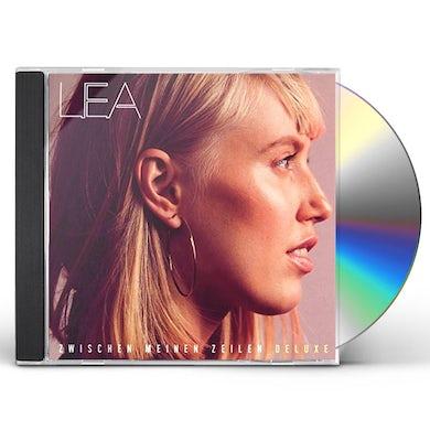 Lea ZWISCHEN MEINEN ZEILEN CD