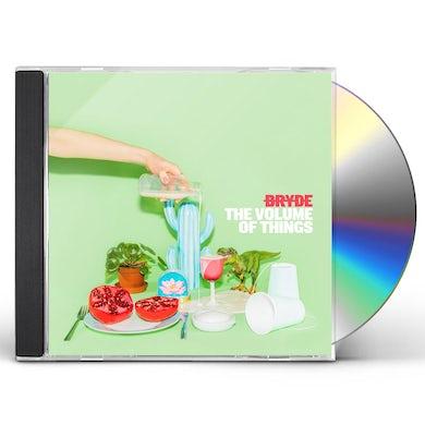 VOLUME OF THINGS CD